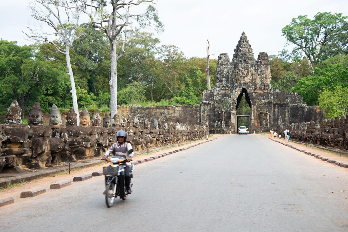 Vom Wald in die Welt: Reisefotos von Angkor Wat in Kambodscha