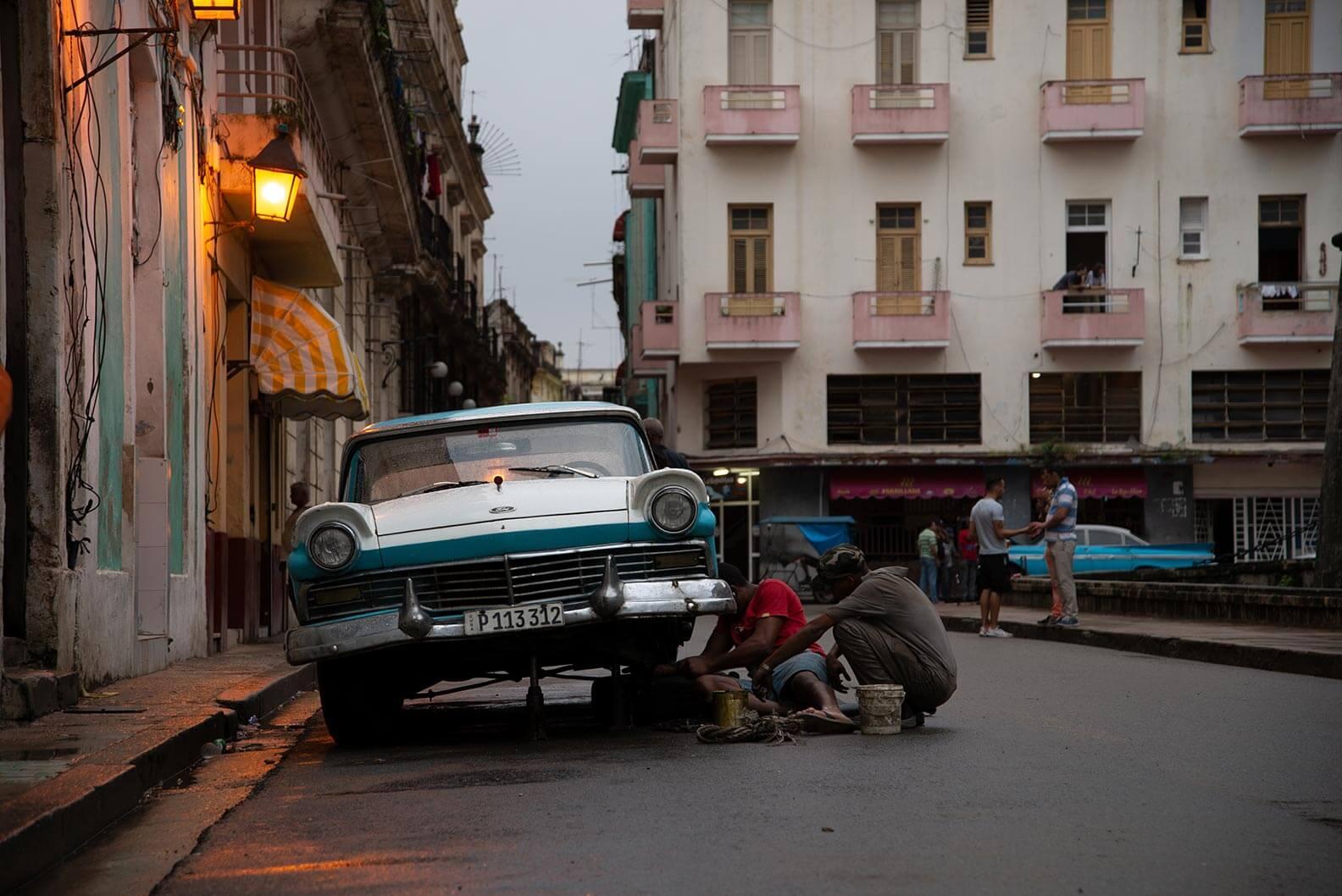 Fernreise mit Kind nach Kuba: Hasta la vista, Baby!
