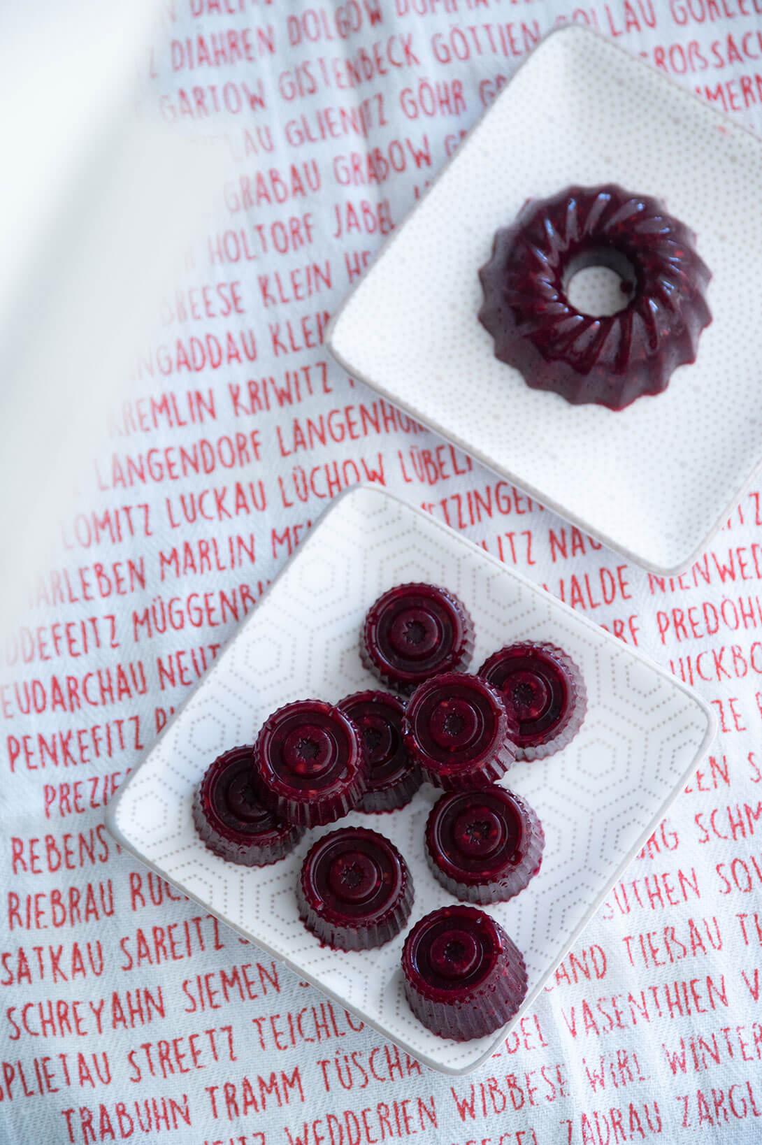 Low Carb: Gummibärchen selber machen, zuckerfrei, gesund, schnell